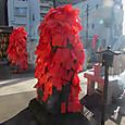 01 東覚寺の赤紙仁王尊