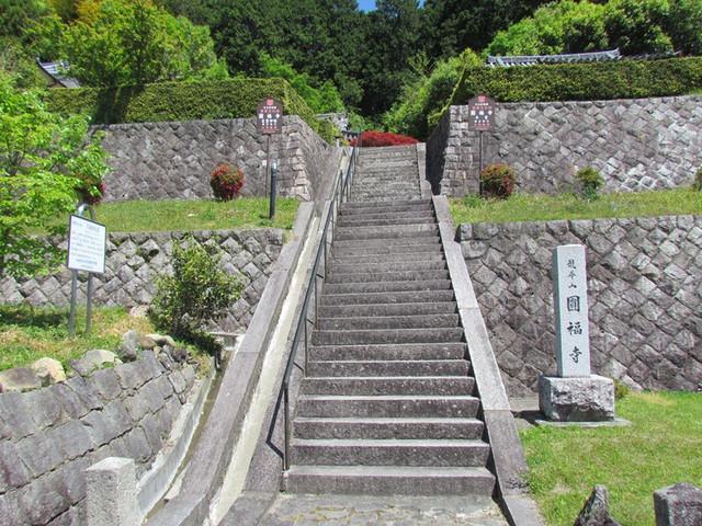 01 円福寺の入り口
