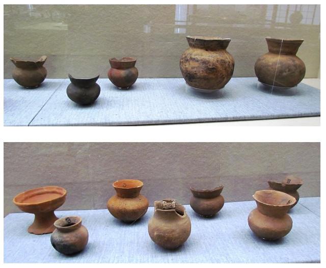 01 1938年に布留遺跡で発掘された「布留式土器」