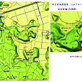 00 本佐倉城跡のマップと撮影ポイント