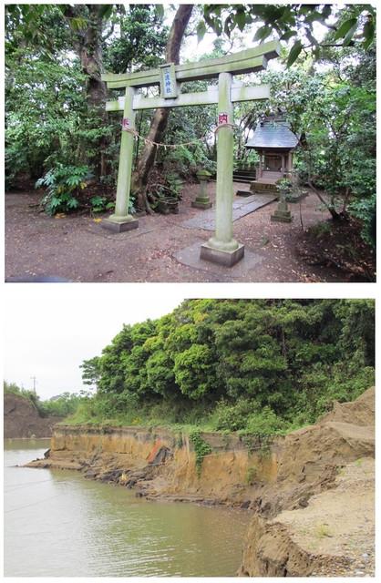 01 三渡神社とその裏の三渡遺跡