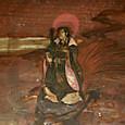11 天津神社本堂内の妙見画像